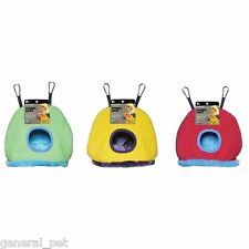 PREVUE PET Snuggle Sack Bird Hideaway Medium Random Colors