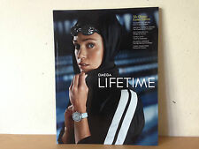 New - Magazine OMEGA LIFETIME Revista THE OLYMPIC GAMES EDITION  Watches Relojes