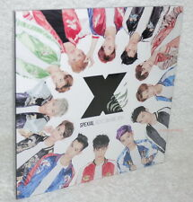 SpeXial Boyz On Fire Shining Edition 2016 Taiwan CD (Special Package)