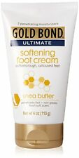Gold Bond Ultimate Softening Foot Cream 4 oz Each