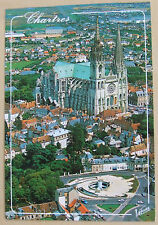 Chartres Cathedral postcard