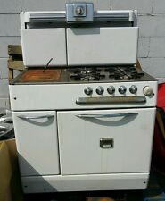 Vintage Bengal Natural Gas & Coal Stove