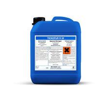 Tickopur R 32  Spezialreiniger für Ultraschall 5,0 Ltr. Reinigungskonzentrat