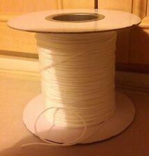 DELUXE 1.3MM CORD FOR 25MM VENETIAN BLINDS WHITE 10M