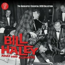 Absolutely Essential - Bill & His Comets Haley (2014, CD NIEUW)3 DISC SET