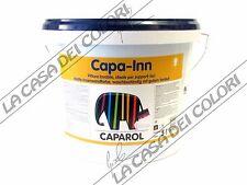 CAPAROL CAPA-INN - BIANCO E TINTE NCS - 5 lt - IDROPITTURA LAVABILE PER INTERNI