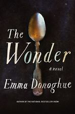The Wonder by Emma Donoghue (2016, Hardcover)