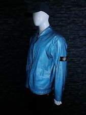 Stone Island Very Rare Vintage Antiqued Reflective Jacket Size XXL RRP £720
