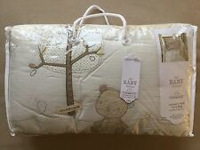 Next Buddy Bear nursery cot bed in a bag bedding set rrp £55