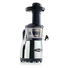 Omega VRT382HDC HD Dual-Stage Vertical Juicer Low Speed  EURO VER.220V Display*