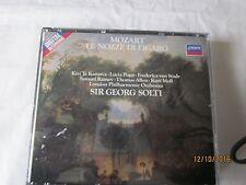 Mozart Le Nozze Di Figaro George Solti 3 CD Set London