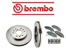 Chevrolet Silverado 1500 2007 V8 5.3L Brembo Front Brake Kit Rotors & Pads Kit