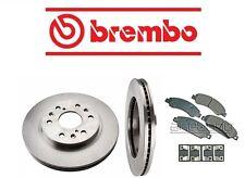 Chevrolet Silverado 1500 2007 V8 5.3L Brembo Front Brake Kit Rotors & Pads Kit