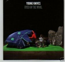 (G230) Young Knives, Dyed in the Wool - DJ CD