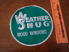 VINTAGE WEATHER SNUG WOOD WINDOWS PATCH GLIDING GLASS DOORS CONSTRUCTION  BX M 3