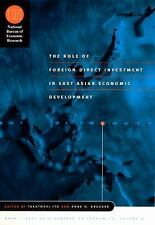 The Role of Foreign Direct Investment in East Asian Economic Development (Nation