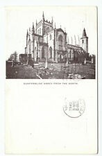 Dunfermline Abbey 3 Aug 1945 Fruit Picking Camp The Academy Montrose W Allan