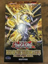 3X YUGIOH RISE OF THE TRUE DRAGONS STRUCTURE DECK PLAYSET NEW FREE SHIPPING !