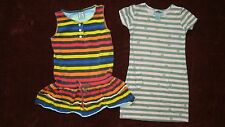 2 dress lot sz 4 FLOWERS BY ZOE & IVY'S VINE PLAY CONDITION