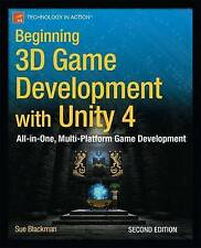 Beginning 3D Game Development with Unity 4: All-in-one, Multi-platform Game...