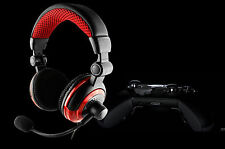 NEW DELUXE HEADSET HEADPHONE WITH MICROPHONE FOR XBOX ONE PS4 PC MAC TABLETS