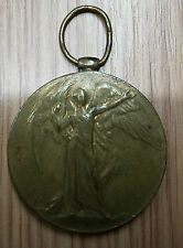 Org WWI The Great War For Civilisation Medal-to 52354 pte WA MC CALLUM-Queen's R
