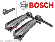 BOSCH AEROTWIN FRONT FLAT WIPERS WIPER BLADES LHD OPEL ASTRA H GTC MERCEDES X204