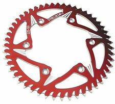 Vortex CAT5 47T Aluminum Rear Sprocket 98-12 Yamaha R1 R6 gsxr1000 + others Red