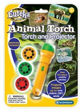 ANIMAL TORCH AND PROJECTOR * WILDLIFE GIFT TOY * KIDS CHILDREN