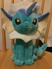 Banpresto DX Vaporeon I love eevee Pokemon Plush