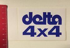 Aufkleber/Sticker: Delta 4 X 4 (23031624)