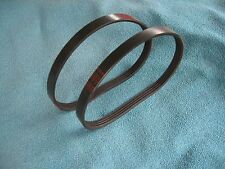 "2 NEW DRIVE BELTS MADE IN USA FOR GLOBAL MACHINERY 9"" BAND SAW MODEL GMC LS9BSUL"