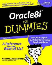 Oracle8i For Dummies by Carol McCullough-Dieter (Paperback, 2000)