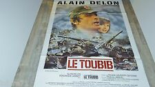 alain delon LE TOUBIB ! veronique jannot  affiche cinema