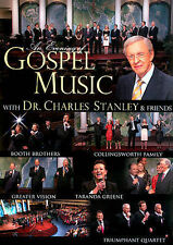 An Evening of Gospel Music with Dr. Charles Stanley & Friends (DVD, 2014)