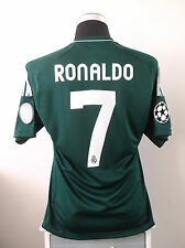 Cristiano RONALDO #7 Real Madrid Third Football Shirt Jersey 2012/13 (M)