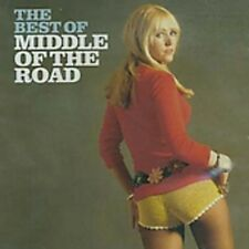 Best Of Middle Of The Road - Middle Of The Road (2002, CD NEUF)