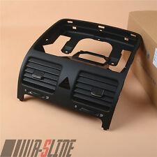 OEM-Front Dashboard Central Air Outlet Vent Black For VW Jetta Golf MK5 V Rabbit