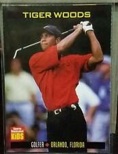 Tiger Woods Sports Illustrated for Kids #860
