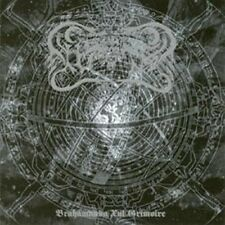 Nihasa - Brahamanda Xul Grimoire CD 2009 first press Acherontas black metal