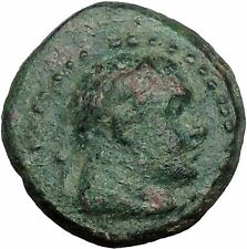 Sardes in Asia Minor 133BC Ancient Greek Coin Nude Apollo Young Hercules i33813