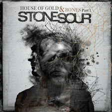 House Of Gold & Bones Part One - Stone Sour (2012, CD NIEUW) Explicit Version