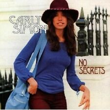 CARLY SIMON - NO SECRETS CD POP 10 TRACKS NEU