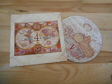 CD Jazz Music For A While - Same (10 Song) Promo IGLOO / SOWAREX