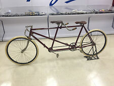 Antique 1899 Pierce Arrow Tandem Bicycle Excellent Condition!