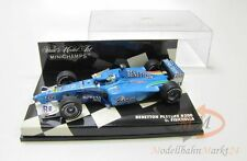 PAUL'S MODEL ART Minichamps Benetton Playlife B200 Scale 1:43 - OVP