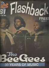 FLASHBACK magazine No.7  THE BEE GEES cover