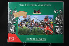 XJ174 ACCURATE FIGURES 1/72 figurine 7207 THE HUNDRED YEARS WAR French Knights