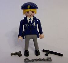 Playmobil Series 6 Police Officer with Accessories