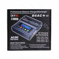 GENUINE Skyrc iMAX B6AC + Version 2 Lipo 2-6S NiMH Battery Balance Charger